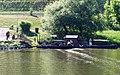 Podbabský přívoz, přístaviště Podbaba, z protějšího břehu.jpg