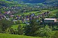 Pohled na vesnici ze severu, Štěpánov nad Svratkou, okres Žďár nad Sázavou.jpg