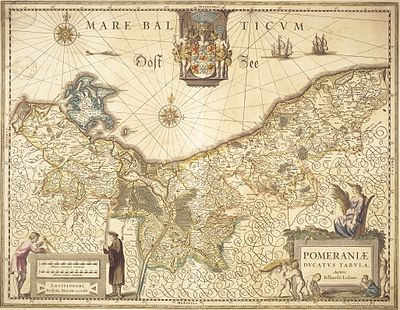 Pomeraniae Ducatus Tabula2
