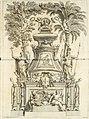 Pompa funebre nell'esequie celebrate in Roma al cardinal Mazarini nella chiesa de SS. Vincenzo and Anastasio (1661) (14759221936).jpg