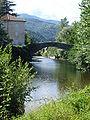 Pont-de-Rastel, vieux pont sur le Luech.JPG
