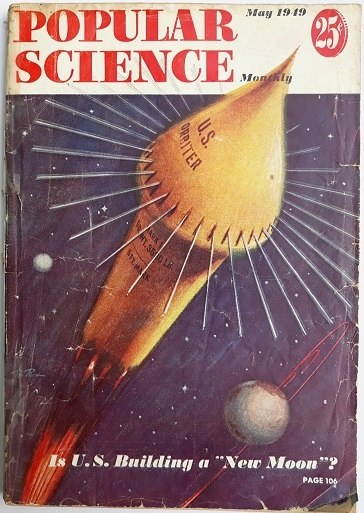 Popular Science May 1949