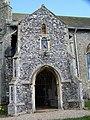 Porch, St Mary the Virgin, Hemsby - geograph.org.uk - 771822.jpg