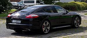 Porsche Panamera - Porsche Panamera Turbo (pre-facelift)