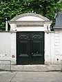 Porte de l'hôtel de Chanaleilles.JPG