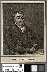 John Evans, Llwynffortun