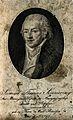 Portrait of Samuel Thomas von Sommering (1755 - 1830), Wellcome V0005531ER.jpg