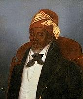 Portrait of a Black Man by Julien Hudson 1835.jpg