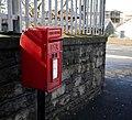 Postbox, Newtownards - geograph.org.uk - 1803421.jpg