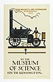 Poster, The 'Rocket'-Museum of Science, 1922 (CH 18447503).jpg