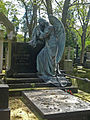 Powązki Cemetery - Antonina Kuszelewska grave.jpg