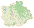 Powiat nidzicki location map.png