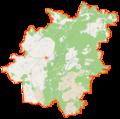 Powiat tucholski location map.png