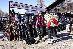 Pra-Loup - Ski cabin at Pra-Loup