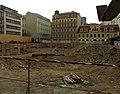 Praha, Nové Město, Národní třída, staveniště Copa center Národní III.JPG