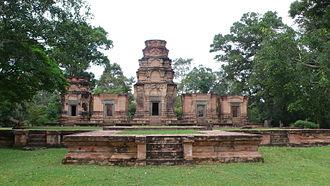 Prasat Kravan - Image: Prasat Kravan Temple