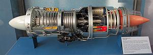 Pratt & Whitney J57 - Image: Pratt & Whitney JT3