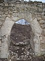 Pravda (hrad), gotický portál.jpg