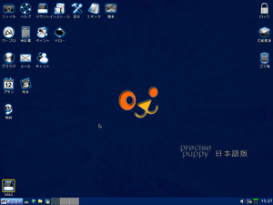 Puppy linux wikipedia precise puppy linux precise 550jp voltagebd Choice Image