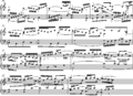 Prelude in C from Well-Tempered Clavier Book 2 bars 20-28.png