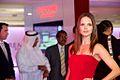 Premier Motors Unveils the Jaguar F-TYPE in Abu Dhabi, UAE (8740735730).jpg
