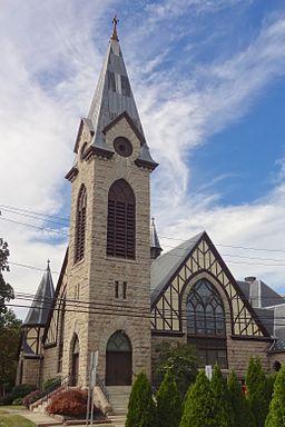 Presbyterian Church, Bound Brook