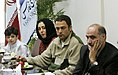 Press Conference of M For Mother, Fars news agency office - 8 November 2006 (7 8508170088 L600.jpg