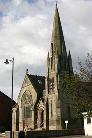 Prestwick South Parish Church - Image: Prestwick South Parish Church