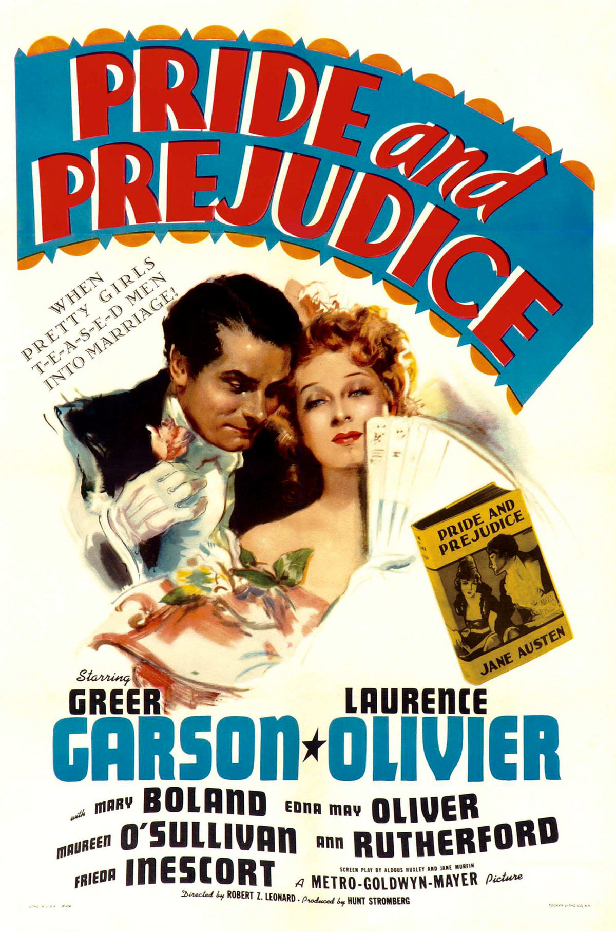 pride and prejudice 1940 film