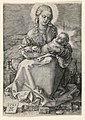 Print, The Virgin and Child in Swaddling Clothes, 1520 (CH 18381979-2).jpg