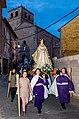 Procesión del Santo Entierro del Viernes Santo, Ágreda, Soria, España, 2018-03-29, DD 27.jpg
