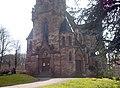 Protestantisch-lutherische Pfarrkirche Forbach Portal r.jpg