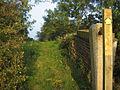 Public Footpath near Plungar - geograph.org.uk - 66628.jpg