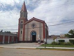 Pujato, Santa Fe, Argentina, Iglesia Nuestra Señora del Carmen.jpg