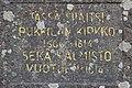 Pukkilan ensimmäisen kirkon (1606-1814) muistokiven teksti.jpg