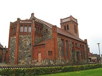 Putlitz - Church