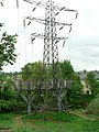 Pylon by Commercial Road, Kirkstall, Leeds - geograph.org.uk - 172517.jpg