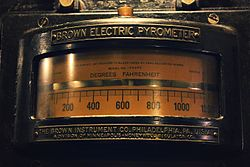 Pyrometer from Fireboat Firefighter 's Engine Room.jpg