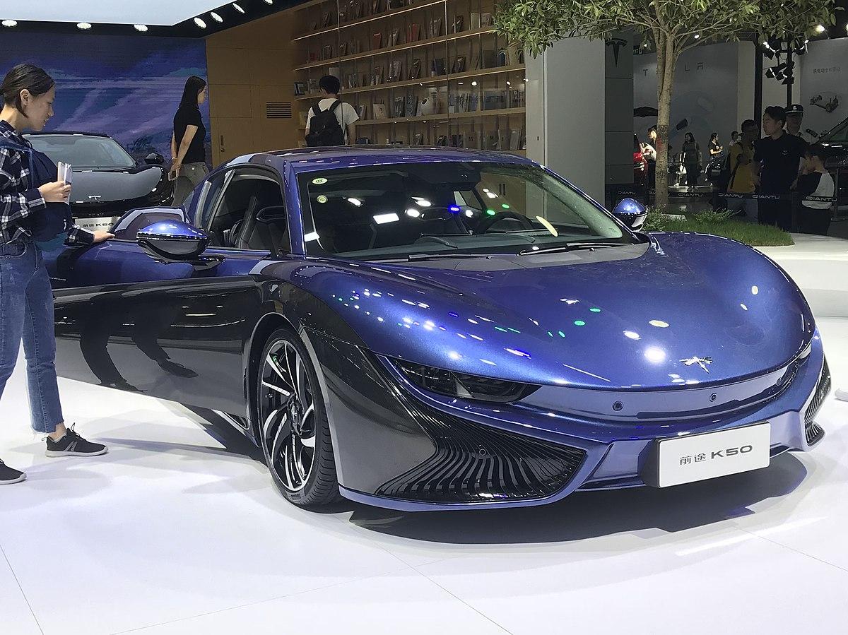 Lithium Ion Car Battery >> Qiantu K50 - Wikipedia