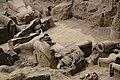 Qin Shihuang Terracotta Warriors Pit (14391575453).jpg