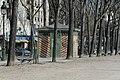 Quai de la Seine (Paris), édicule 01.jpg