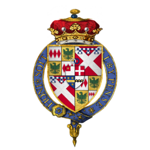 John Neville, 1st Marquess of Montagu - Quartered arms of Sir John Neville, Marquess of Montagu