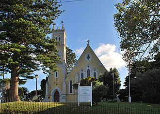 Queenscliff, Victoria - Queenscliff's parish church of Saint George