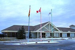 Quispamsis Town Hall
