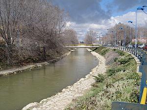 Esgueva - Watershed of the Esgueva in Valladolid