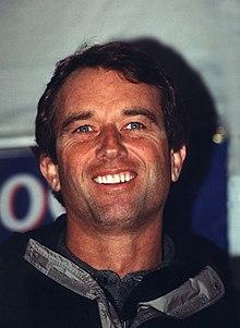 Robert F  Kennedy Jr  - Wikipedia