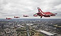 RAF MARKS 100 YEARS WITH DAY OF CENTREPIECE CELEBRATIONS MOD 45164361.jpg