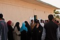 RAMADI, Queing to vote - Flickr - Al Jazeera English.jpg