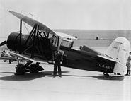 RAdm King with SOC Seagull 1936