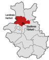 RB Detmold 1947-1968 Kreiseinteilung Herford 2.png